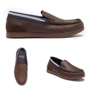 Boys Ben Sherman Casual Slip-On Loafers size 1